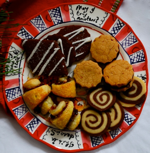 Christmas Cookies, Good Old Modern